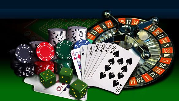 Gambling and Online Casino Games
