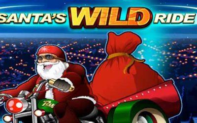 Ride with Santa's Wild Ride