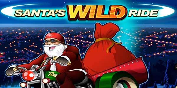 Ride with Santas Wild Ride